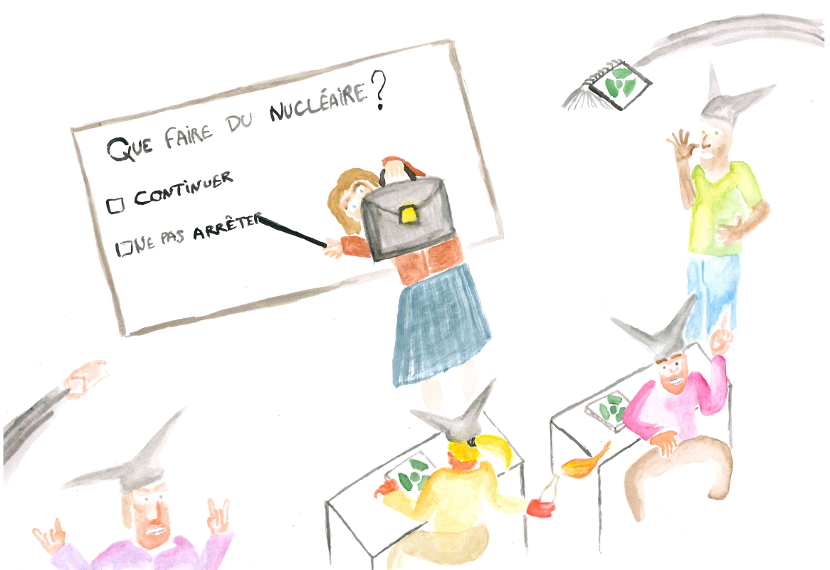 ecole nucleaire
